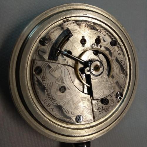 Elgin Grade 336 Pocket Watch Image