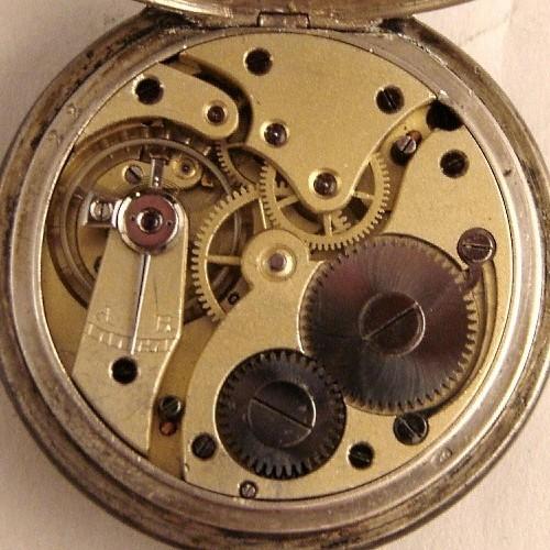 Other Grade Nomos Pocket Watch Image