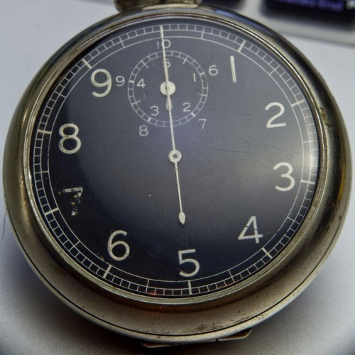 Elgin Grade 582 Pocket Watch Image