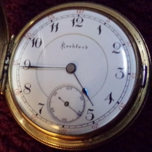 Image of Rockford 810 #573322 Dial
