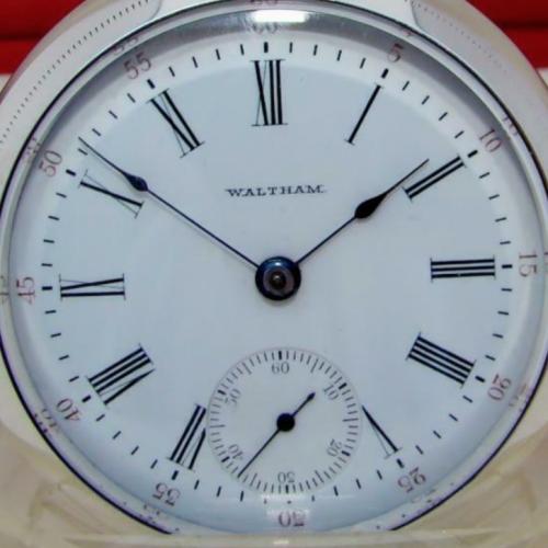 datation Waltham montres