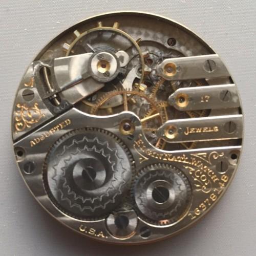 Elgin Grade 397 Pocket Watch