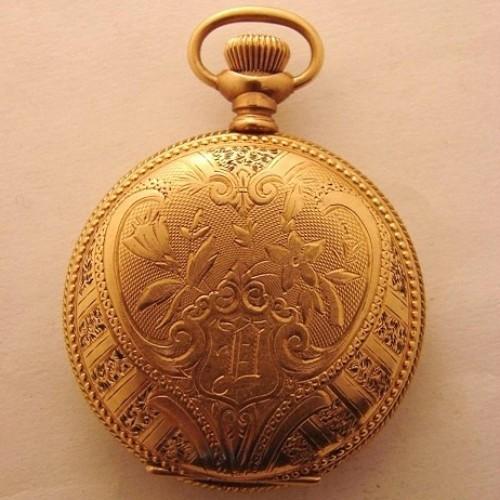 Waltham Grade No. 70 Pocket Watch Image