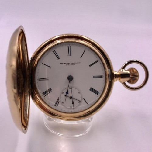 Rockford Grade Unknown Pocket Watch
