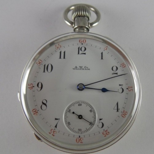 waltham pocket watch royal 16s tech guide