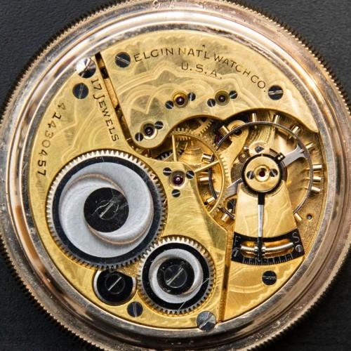 Watch serial numbers elgin pocket Vintage and