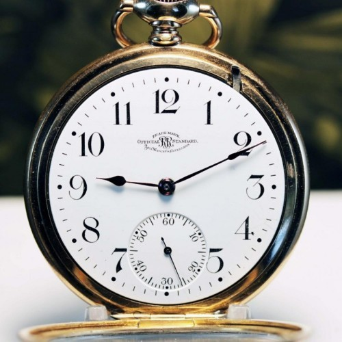 Image of Ball - Waltham Official Standard #B205688 Dial
