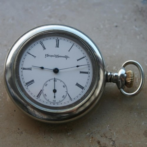 Elgin Grade 177 Pocket Watch Image