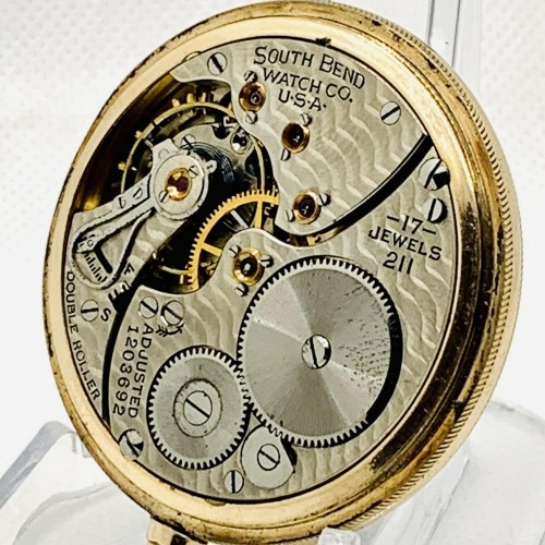 South Bend Grade 211 Pocket Watch