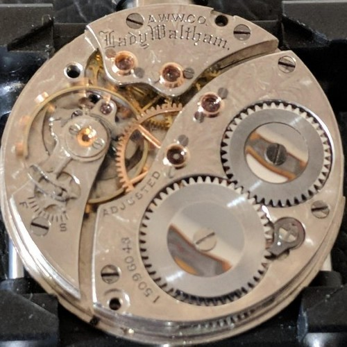 Image of Waltham Lady Waltham #15096048 Movement