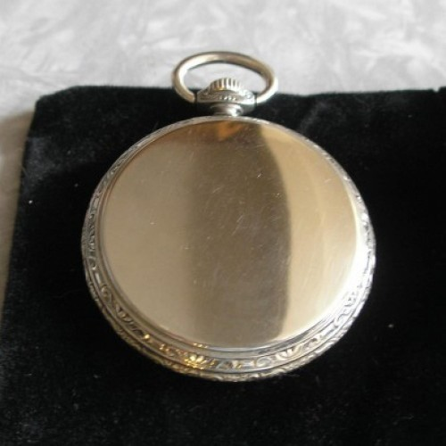 Elgin Grade 345 Pocket Watch Image