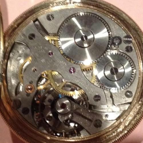 E. Howard Watch Co. (Keystone) Grade Series 11 Pocket Watch Image