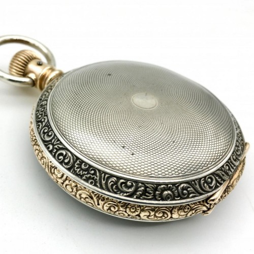 Rockford Grade 43 Pocket Watch Image