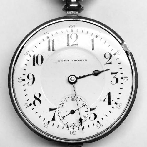 Seth Thomas Grade 506 Pocket Watch Image