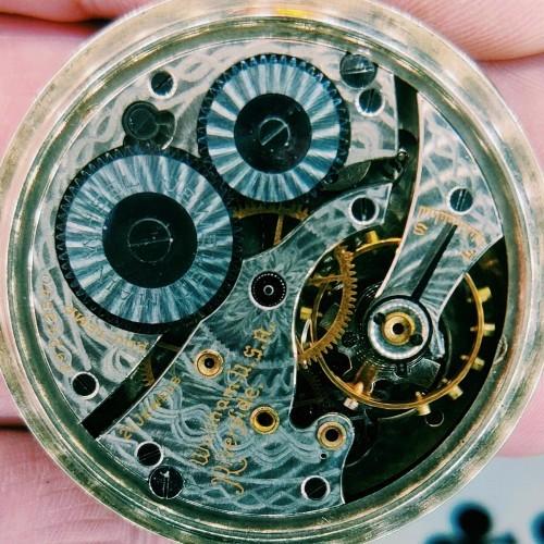 American Watch Co. Grade Riverside Pocket Watch Image