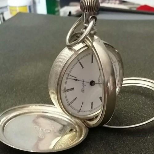 Rockford Grade 112 Pocket Watch Image