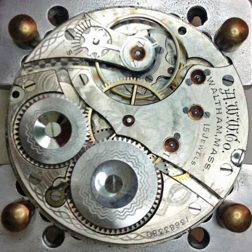 Waltham Grade No. 620 Pocket Watch Image