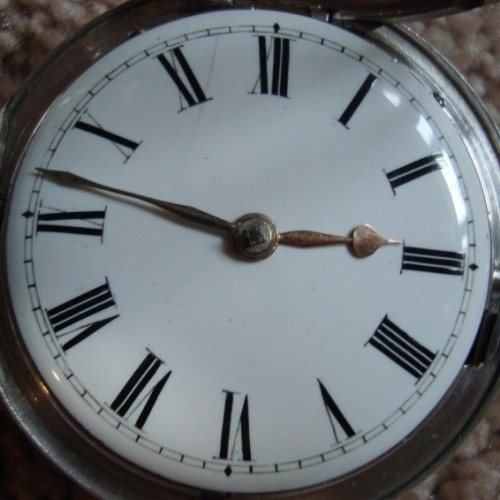 Other Grade Made by Jefferys & Ham in 1816 Pocket Watch Image