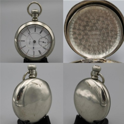 Rockford Grade 112 Pocket Watch Image
