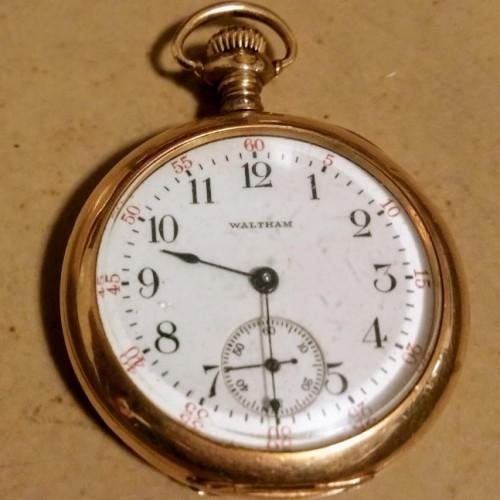 Image of Waltham No. 115 #16862078 Dial