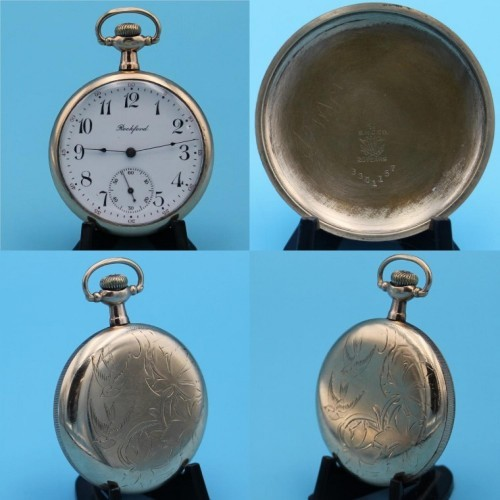 Rockford Grade 573 Pocket Watch Image