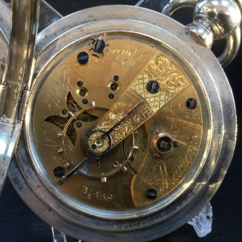 Image of U.S. Watch Co. (Marion, NJ)  #31568 Movement