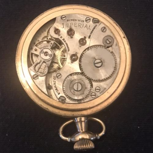 Unknown Grade  Pocket Watch Image