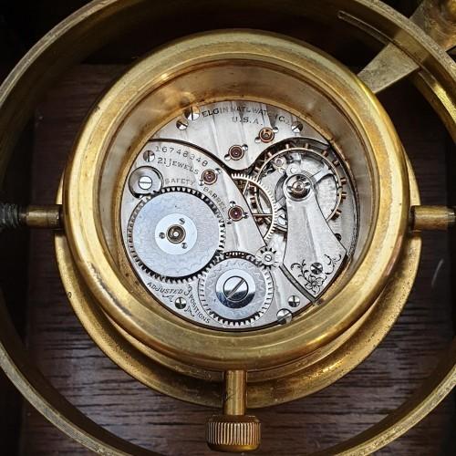 Elgin Grade 412 Pocket Watch Image