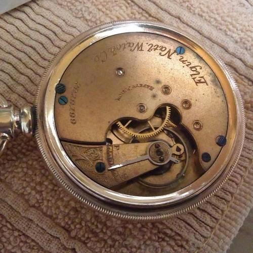 Elgin Grade 104 Pocket Watch Image