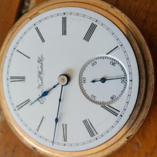 Elgin Grade 74 Pocket Watch Image