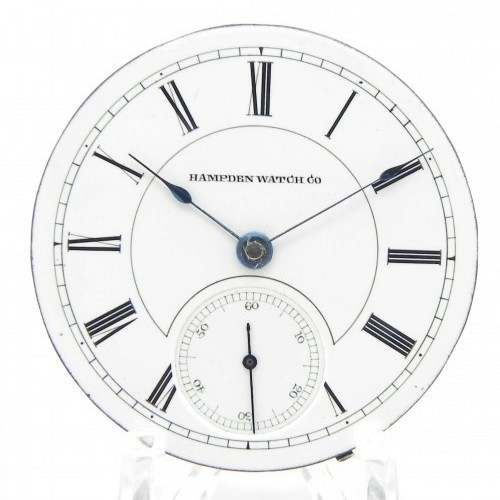 Hampden Grade No. 31 Pocket Watch Image
