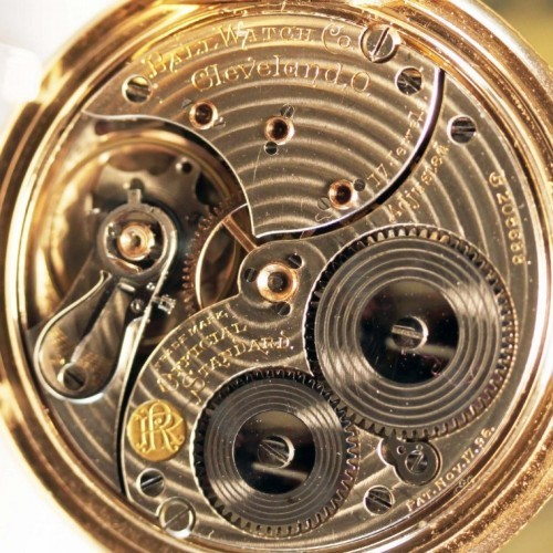 Image of Ball - Waltham Official Standard #B205688 Movement
