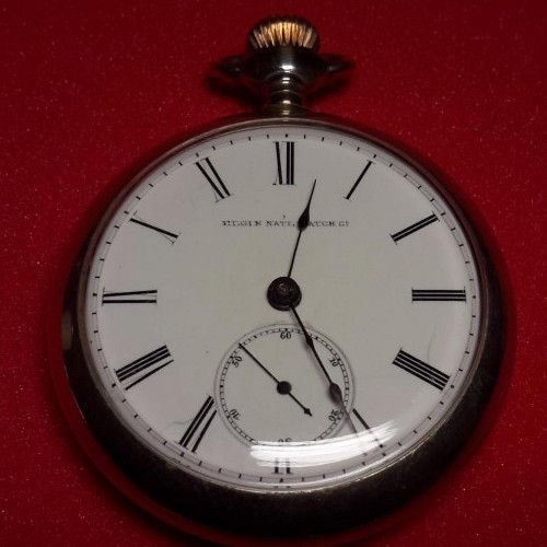 Elgin Grade 99 Pocket Watch Image