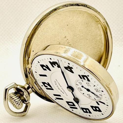 Hamilton Grade 992B Pocket Watch
