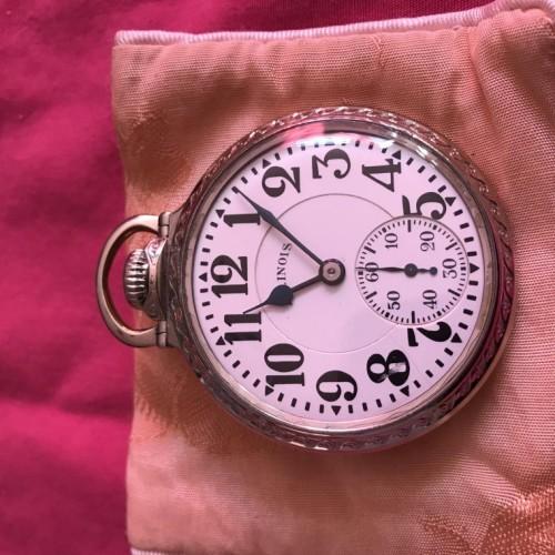 Illinois Grade  Pocket Watch Image