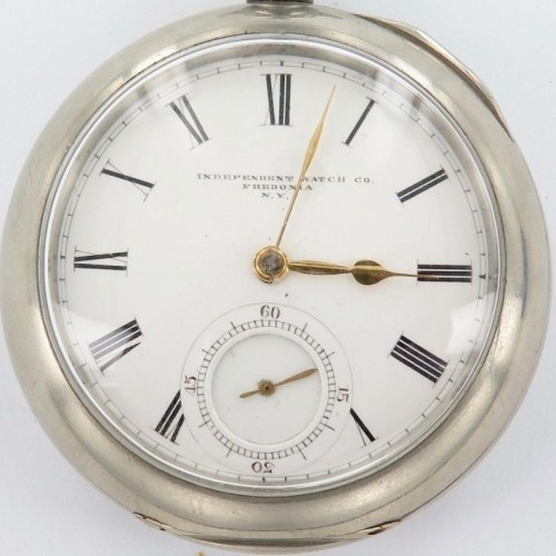 Independent Watch Co. Grade Unknown Pocket Watch Image