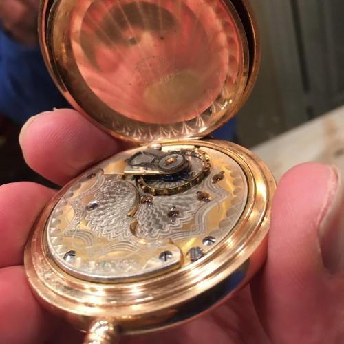 Rockford Grade 825 Pocket Watch Image
