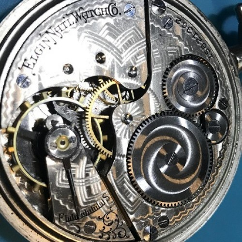 Image of Elgin 290 #15621362 Movement