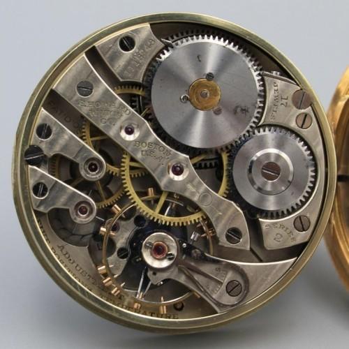 E. Howard Watch Co. (Keystone) Grade Series 2 Pocket Watch Image