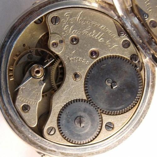Other Grade Assmann, Glashuette Pocket Watch Image