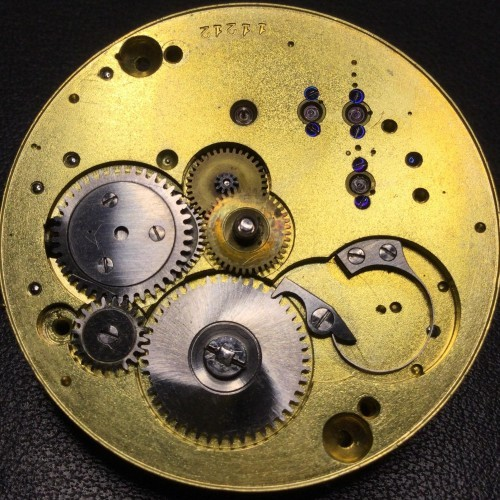 Other Grade J.W. Benson Pocket Watch Image