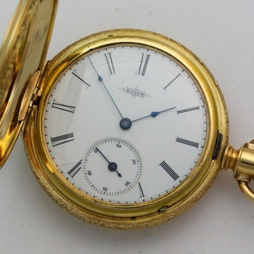 Elgin Grade 64 Pocket Watch Image