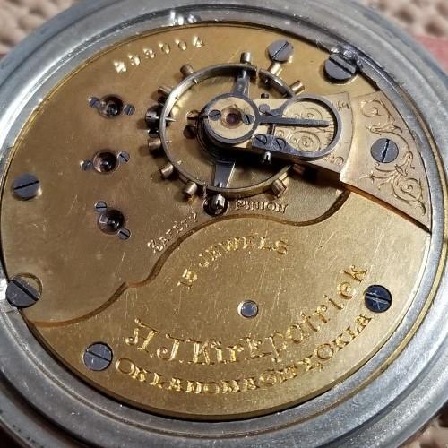 Seth Thomas Grade 149 Pocket Watch Image