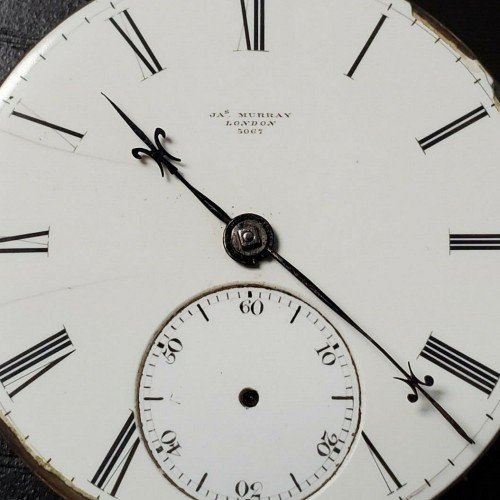 Other Grade James Murry Pocket Watch Image