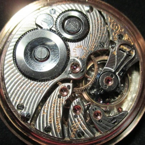 South Bend Grade 229 Pocket Watch Image