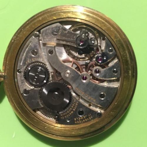 gruen watch model identification guide
