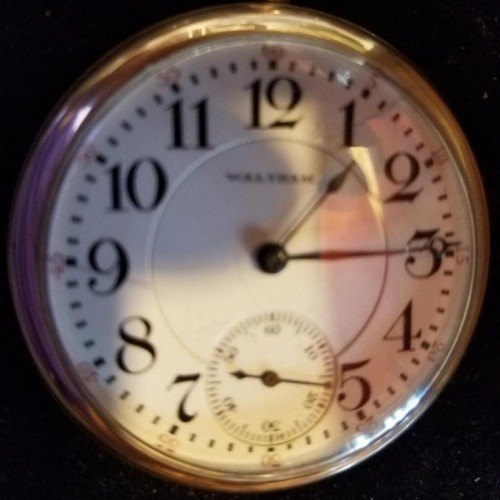Image of Waltham No. 645 #19097161 Dial
