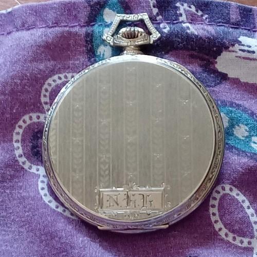 E. Howard Watch Co. (Keystone) Grade Series 14 Pocket Watch Image
