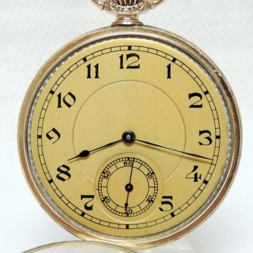 Illinois Grade 273 Pocket Watch Image