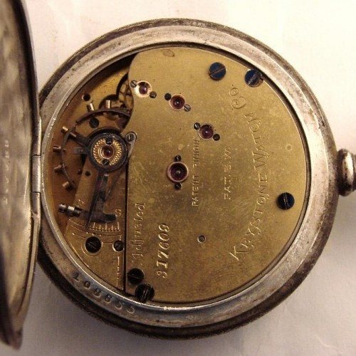 Image of Keystone Standard Watch Co.  #317609 Movement